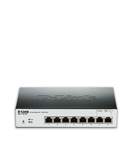 DGS-1100-08P