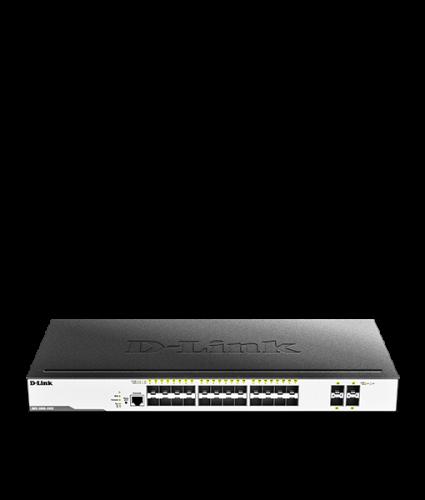 DGS-3000-28XS_B1_Image L(Front) 510x600